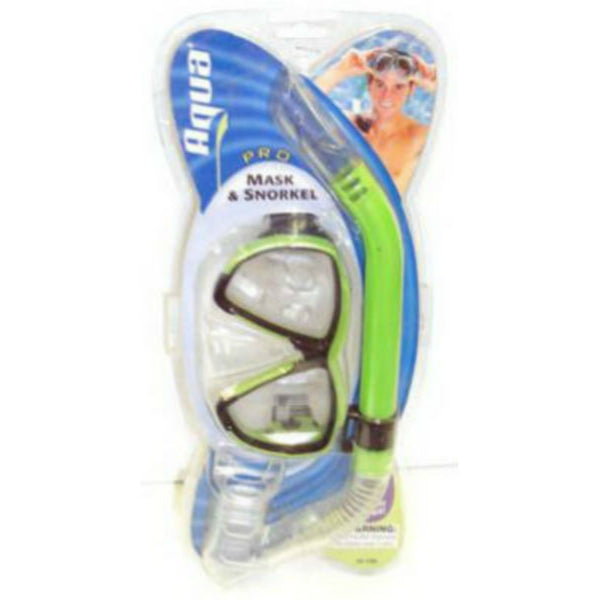 Aqua Leisure® AQK10394 Anahulu Advanced Mask & Snorkel Combo