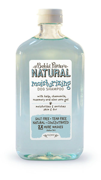 Bobbi Panter 00006 Natural Line Moisturizing Dog Shampoo, 14 Oz