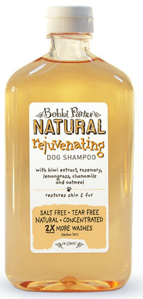 Bobbi Panter 00016 Natural Line Rejuvenating Dog Shampoo, 14 Oz