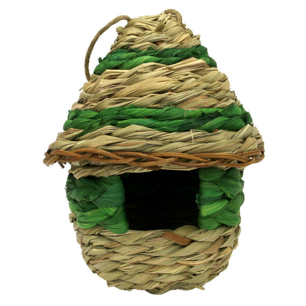 Heath™ 21515 Love Shack Bird House for Nesting or Shelter, Natural Fibers