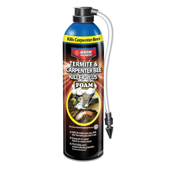 Bayer Advanced™ 700420A Termite & Carpenter Bee Killer Plus Foam, 18 Oz