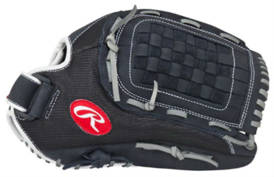 Rawlings® R140BGB-3/0 Renegade Pro Mesh Softball Glove, 14""