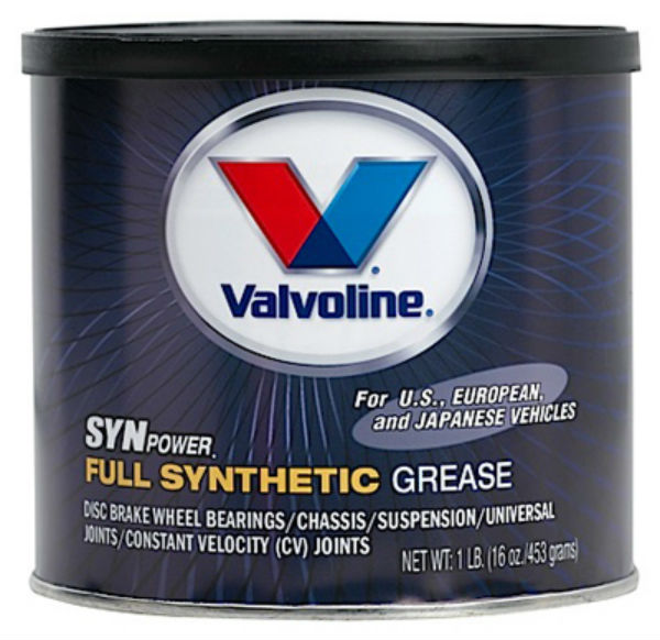 Valvoline® VV986 SynPower™ Automotive & Industrial Full Synthetic Grease, 1 Lb