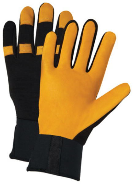 West Chester 96405/M Hi-Dex Leather Thinsulate™ Lined Gloves, Medium