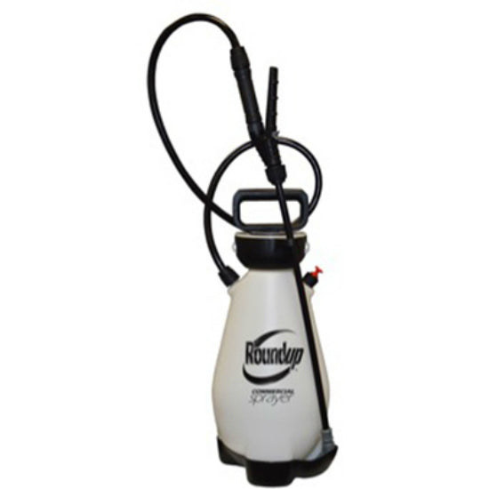 Roundup® 190427 Commercial Tank Sprayer with 4-Nozzle System, 2-Gallon