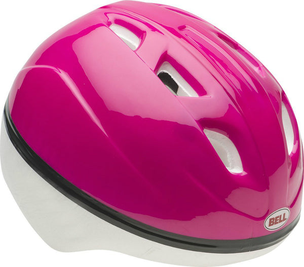 Bell 7063267 Toddler Shadow Helmet with 6 Top Vents, Pink