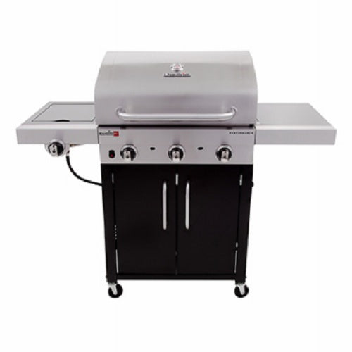 Char-Broil® 463371316 Performance Tru-Infrared 450 3-Burner Gas Grill, 10,000 BTU