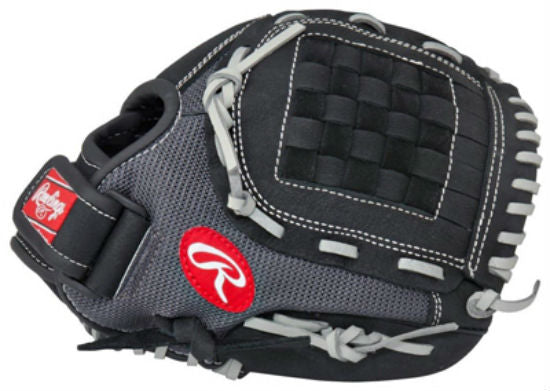 Rawlings® MP110BGG-0/3 Light Mesh Back Glove, 11""
