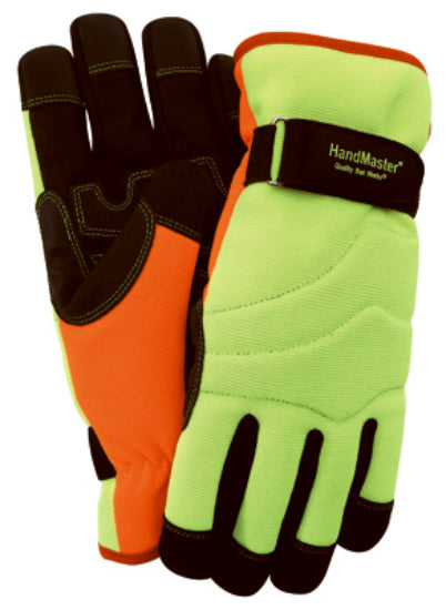 Magid® PGP89TXL HandMaster® High-Visibility Winter Glove, Extra Large
