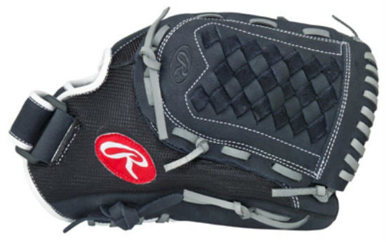 Rawlings® R120BGB-6/0 Renegade Right Handed Glove, 12""