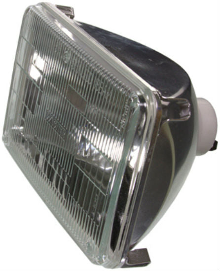 Wagner Lighting® H6545 Halogen Sealed Beam Automotive Head Lamp