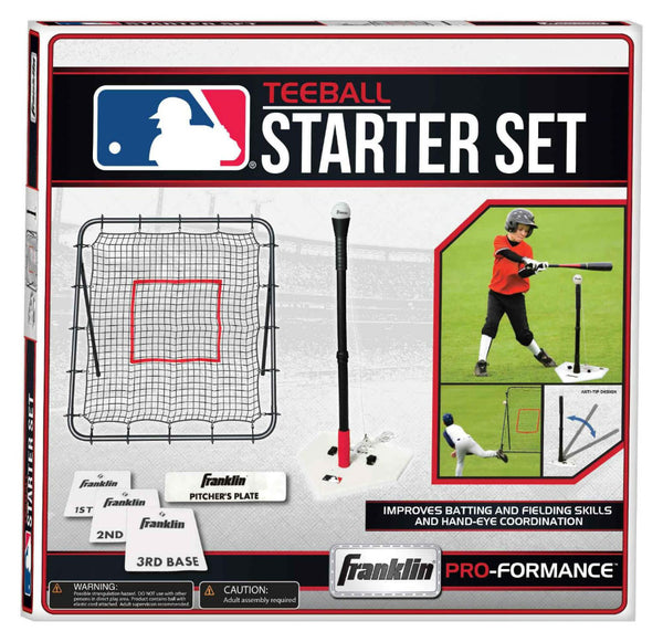 Franklin® 1993S1 MLB® All-Around Teeball Starter Set