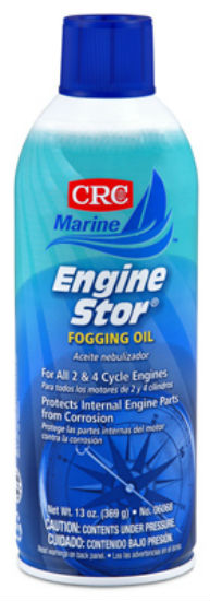 CRC Marine 06068 Engine Stor® Fogging Oil, 13 Oz