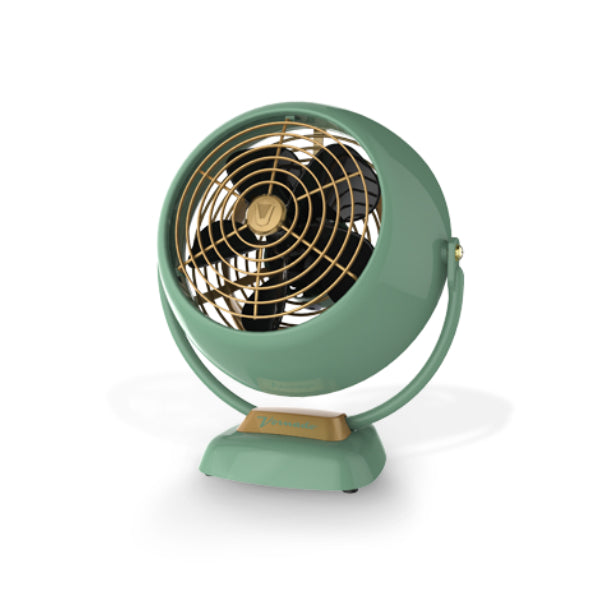 Vornado CR1-0224-17 Vintage Style Fan, 2 Speed, Green