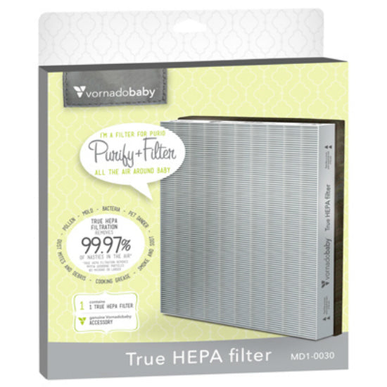 Vornadobaby MD1-0030 Purio True Hepa Replacement Filter
