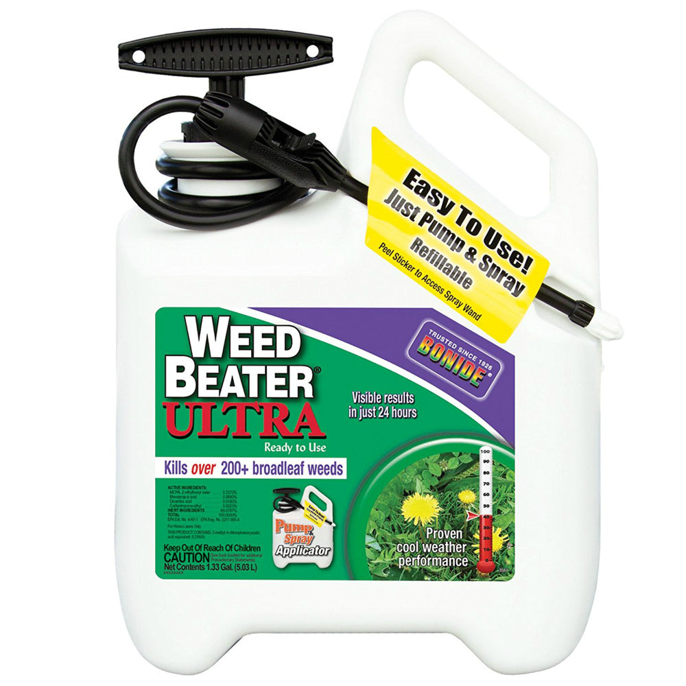 Bonide® 3081 Weed Beater® Ultra, Ready To Use, 1.33 Gallon