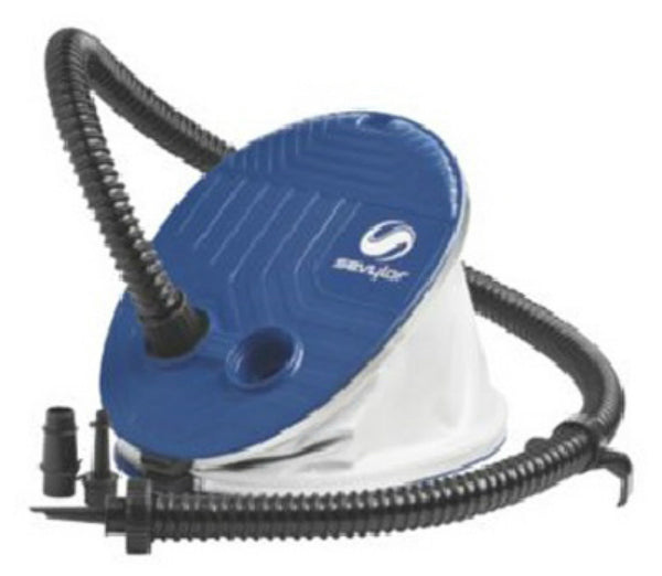Sevylor® 2000014819 Bellows Foot Air Pump, 4.5 PSI