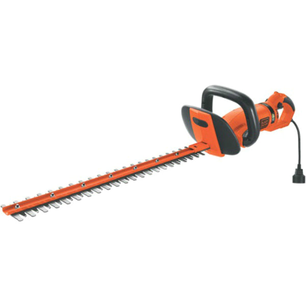 Black & Decker® HH2455 Hedge Trimmer with Rotating Handle, 24""