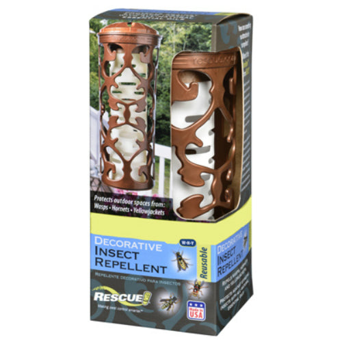 Rescue!® DS-WHY-BB4 Decoshield Wasp Decorative Insect Repellent Device