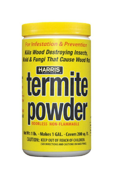 Harris® TERM-16 Non-Flammable Termite Killer Powder, 16 Oz