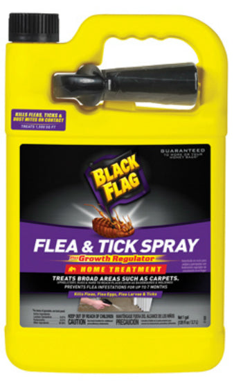 Black Flag® HG-11093 Ready To Use Flea & Tick Killer, 1 Gallon