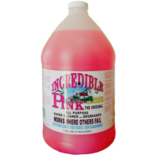 Chem Quest CQ-105 Incredible Pink All Purpose Super Cleaner/Degreaser, 1-Gallon