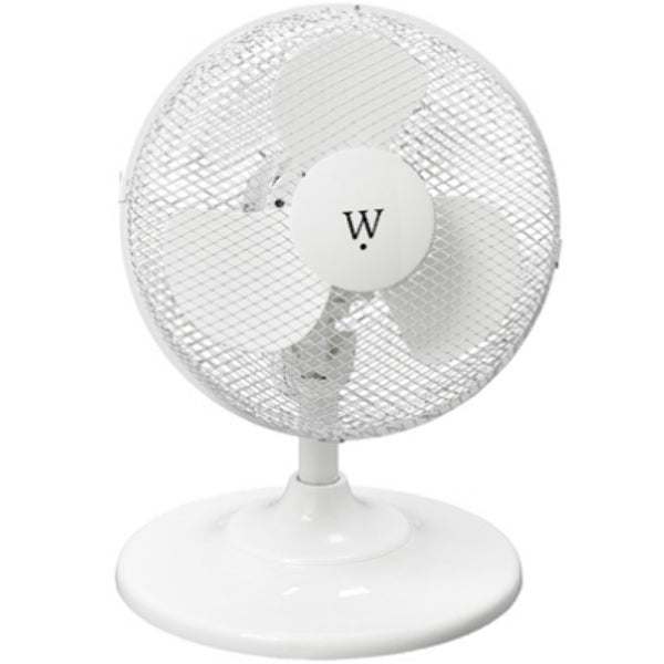 Westpointe FS30-15M Convertible Stand/Table Fan with 3-Speed Settings, 12""