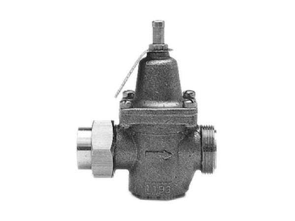 Watts® 3/4 LFN45BM1-U Lead Free Water Pressure Reducing Valve, 3/4""