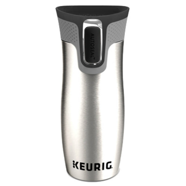 Keurig® 118714 Stainless Steel Travel Mug, 14 Oz