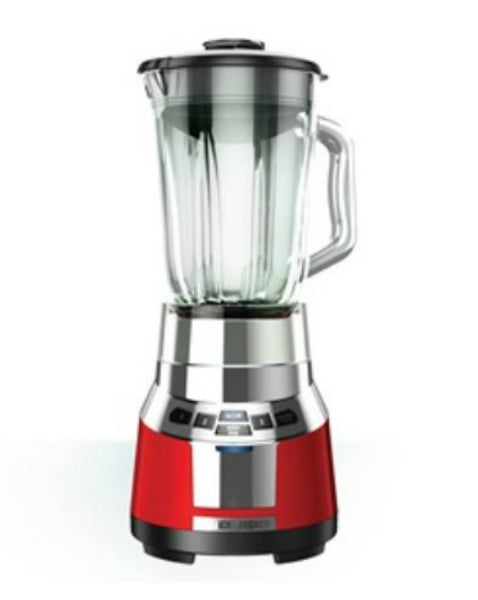 Black & Decker® BL1821RG-P FusionBlade™ Digital Blender w/Personal Smoothie Jar