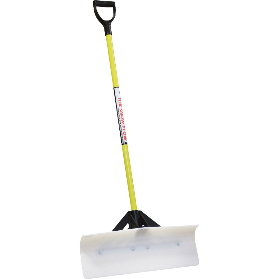 "The SnowPlow 50524 UHMW Poly Blade Snow Pusher, 24"" Wide"