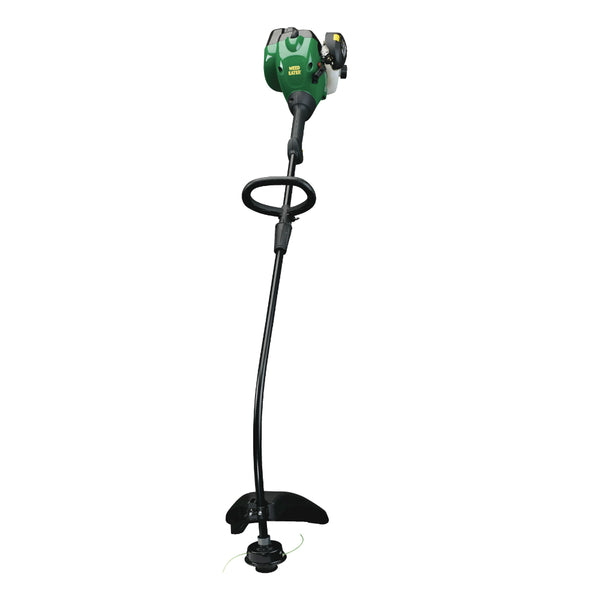 "Weed Eater W25CBK-967633502 Curved Shaft Gas Trimmer, 16"", 25cc"