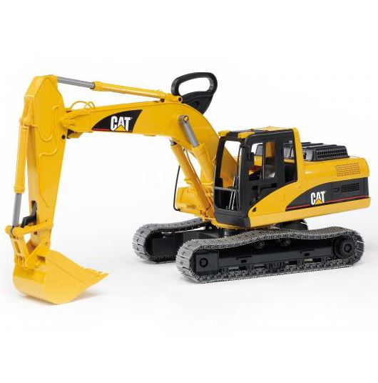 Bruder® 02439 Caterpillar Excavator Toy, Scale 1:16, Age 4+