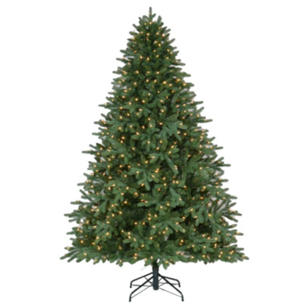 Holiday Wonderland TG76P3793L05 Olympus Fir Artificial Christmas Tree, 7.5'