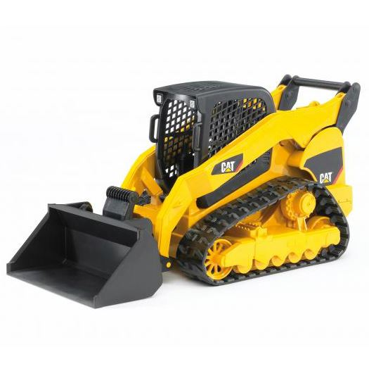 Bruder® 02137 Caterpillar Multi-Terrain Loader Toy, Scale 1:16, Age 3+