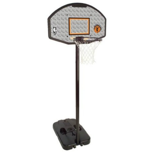 Spalding® 61259 NBA® Eco-Composite™ Portable Basketball System, 44""