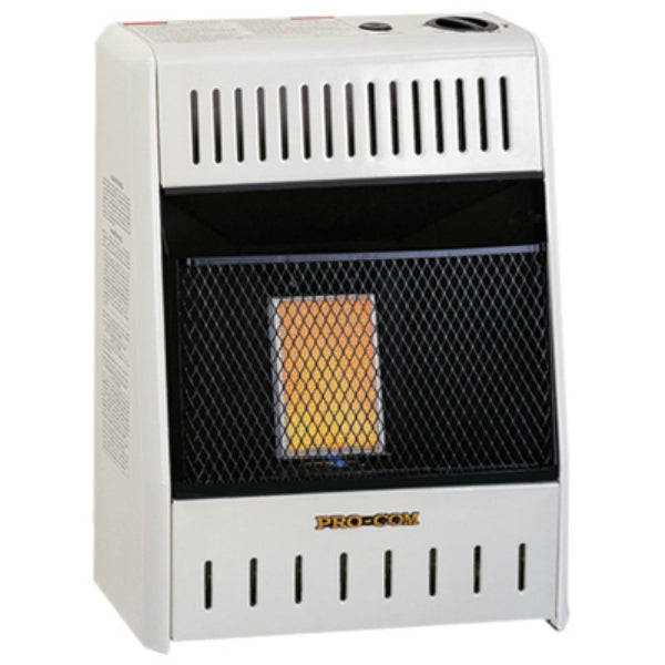 Natural Gas Cool Touch Wall Heaters