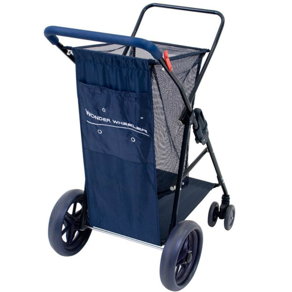 Rio Brands WWC5-4670 Wonder Wheeler Plus Terrain Cart