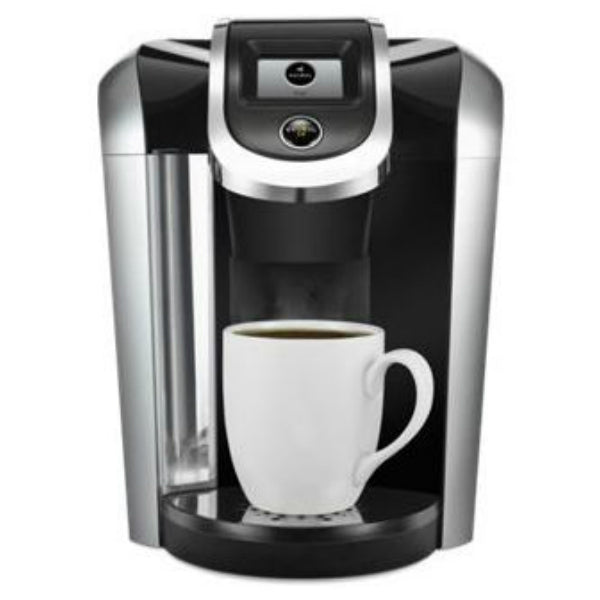 Keurig® 119297 Programmable Coffee Brewing System, K475, Black