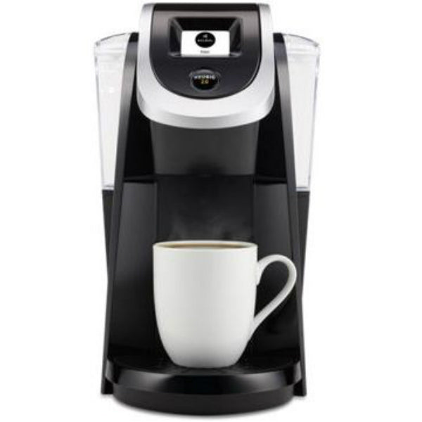 Keurig® 119272 Compact Size Coffee Maker, K250, Black