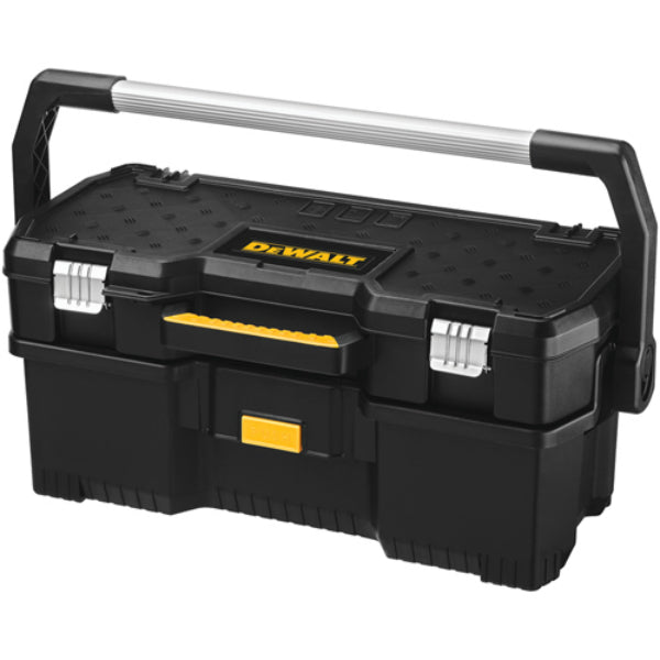 "DeWalt® DWST24070 Tote with Power Tool Case, 24"", 77 lbs Weight Capacity"