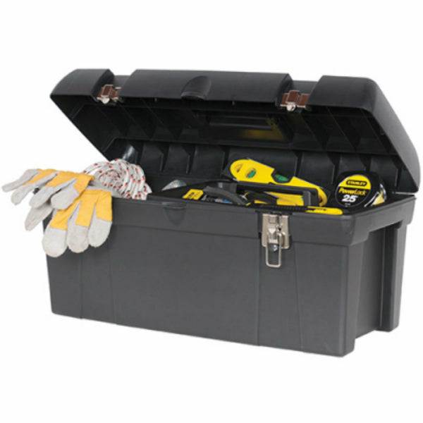 Stanley® STST24113 Series 2000 Tool Box with Removable Tray, 24""