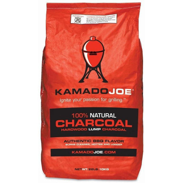 Kamado Joe® KJ-CHAR-20LBS 100% Natural Hardwood Lump Charcoal, 22 Lb