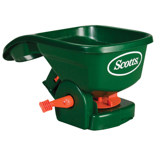 Scotts® 71133 Handy Green® II Hand-Held Broadcast Spreader, Coverage 1000 Sq. Ft.