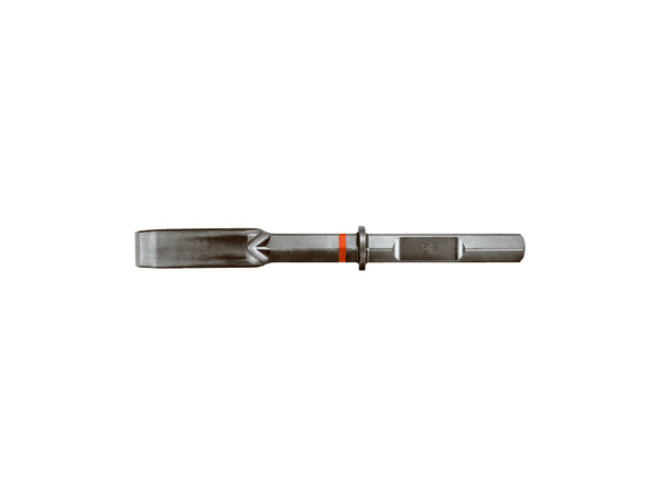 "Hilti 417826 Hex Narrow Chisel for Electric Demolition Hammer, 1-1/2""D x 16""L"