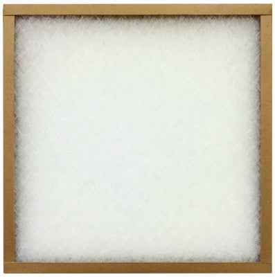 "EZ Flow II 10055.011218 Spun Glass Flat Panel Furnace Air Filter, 12"" x 18"" x 1"""