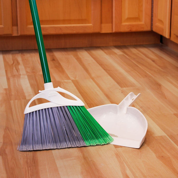 Libman® 206 Precision Angle® Large Broom with Dustpan