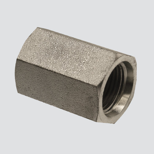"Apache 39039138 Hydraulic Female O-Ring Boss Adapter, 1/2"" x 1/2"""