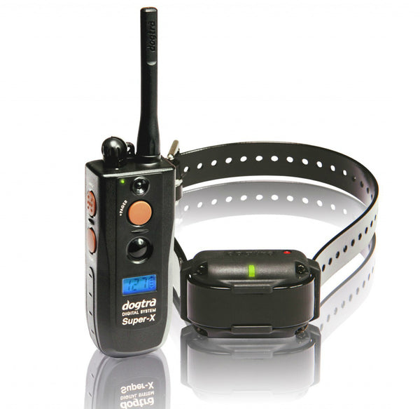 Dogtra 3500NCP Super X Dog Training Collar, 1 Mile Range