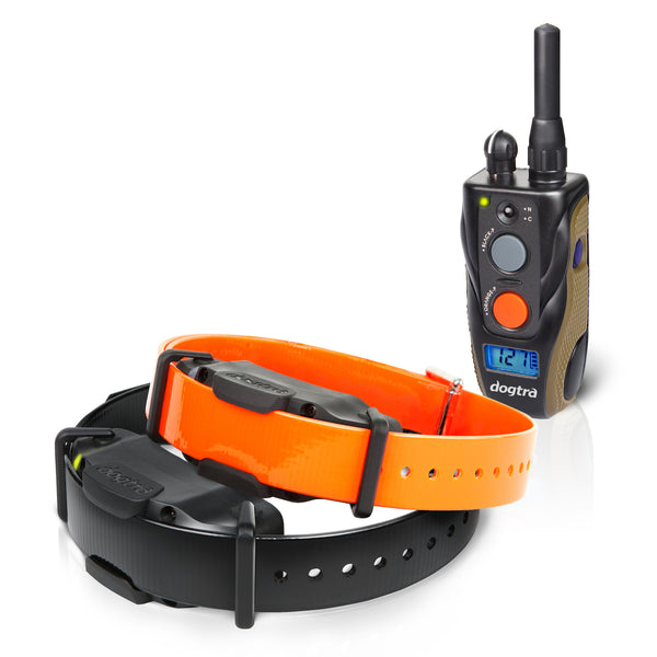 Dogtra 1902S 2-Dog Training Collar System, 3/4 Mile